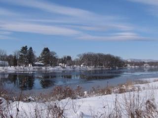 Hudson River, Fort Edward - Washinton County Grasslands
