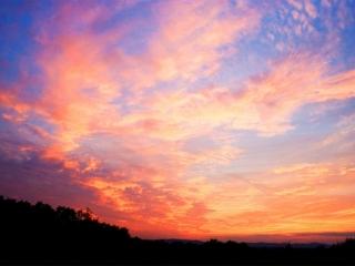 Washington County Sunset
