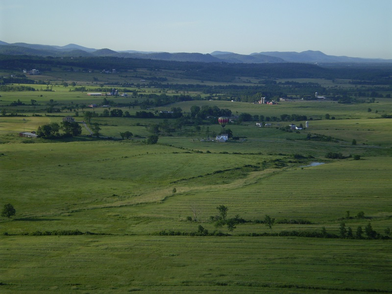 Washington County Grasslands landscape